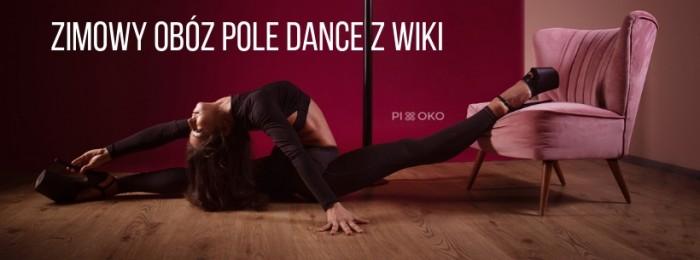 Zimowy obóz Pole dance